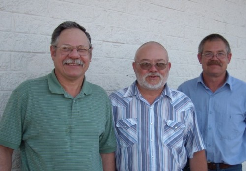 Tommy, Deanie, and Terry