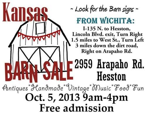 Kansas Barn Sale