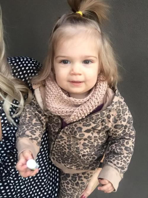 Good Monday Morning to everyone! I have been busy the past few weeks with crocheting up people's orders. I was so happy when I got this photo of the little girl that I made a twisted cowl for. It's funny how photos of my actual creations on someone makes my heart happy.