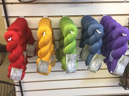 Heritage Silk Yarn